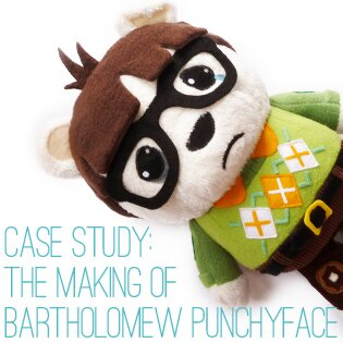 Case Study: The Making of Bartholomew Punchyface