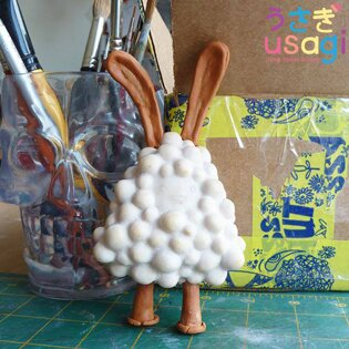 Sneak Peek: Usagi Vinyl Toy