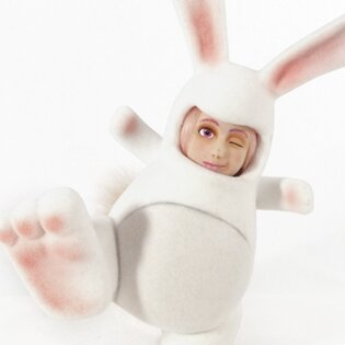 The Bunny Suit: Custom T-Con